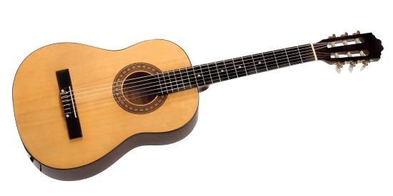 Hur stämmer man en gitarr
